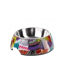 HUNTER Melamine feeding bowl Tropical
