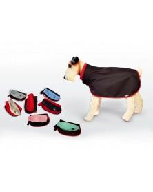 DOG LINE  Maglioncino dolcevita con mantellina impermeabile applicabile