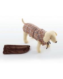 DOG LINE  Cappottino in tessuto impermeabile