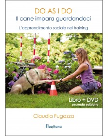 KUMADOGSCARE HAQIHANA Libro DO AS I DO - Il cane impara guardandoci