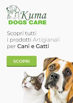 Prodotti Artigianali per Cani e Gatti by KumaDogsCare