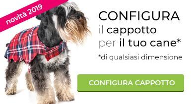 Configuratore di cappotti per cani